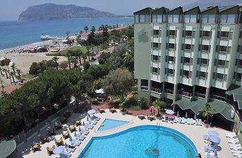 Alanya hotels & apartments, all accommodations in Alanya ...